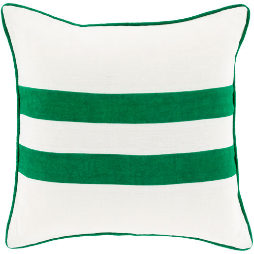 Pillow clipart kelly green Fill Pillows Linen Ivory Green