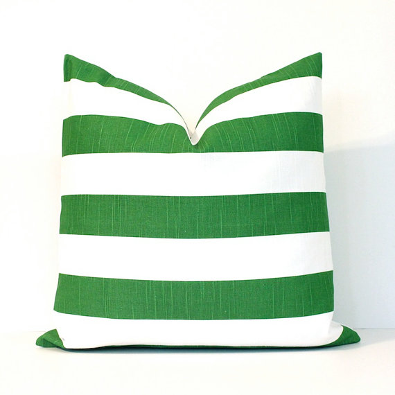 Pillow clipart kelly green Cushion modern Kelly Kelly Cover