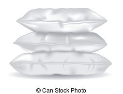 Pillow clipart night Illustrations Clip 15 on Art