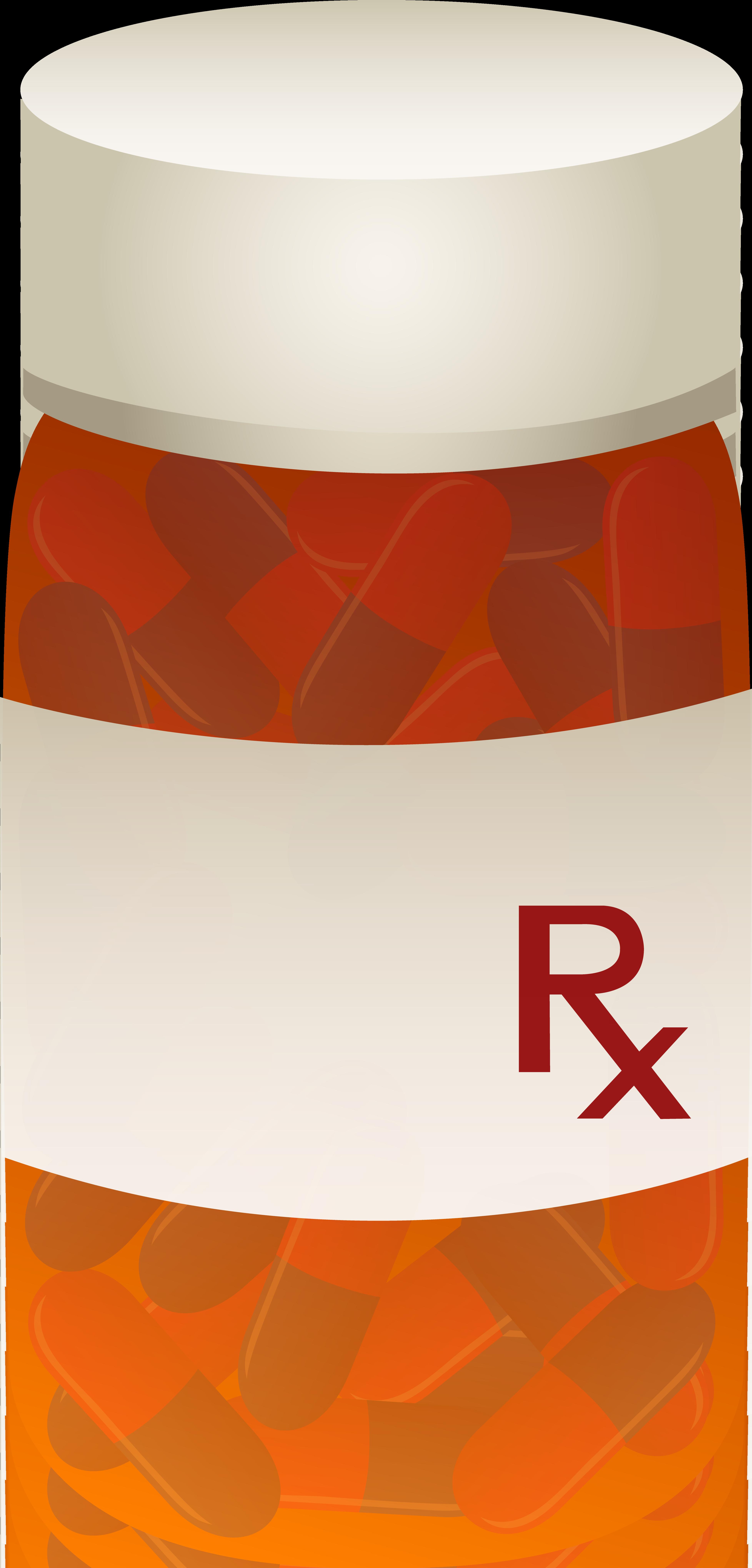Pills clipart doctor prescription Pills of Clip Design Prescription