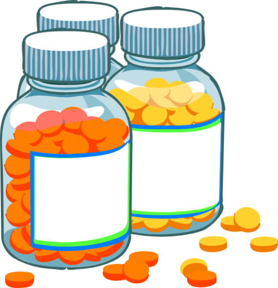 Pills clipart medication administration Free Clipart Clipart  of