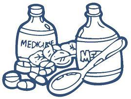 Medicine clipart meds Clipart Pills art Free Clipart