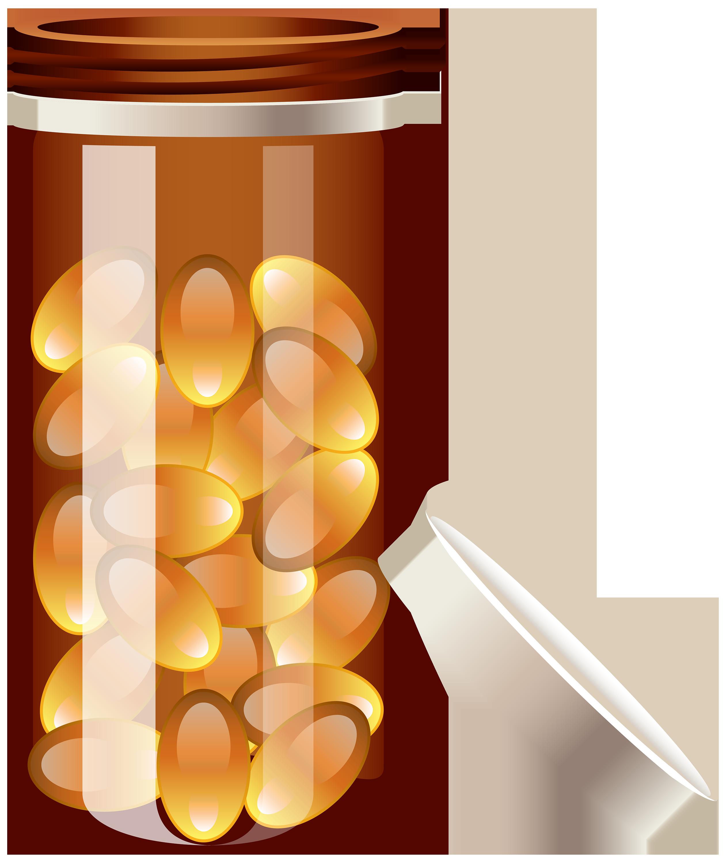 Pills clipart medicine bottle Best Bottle online Pill Pill