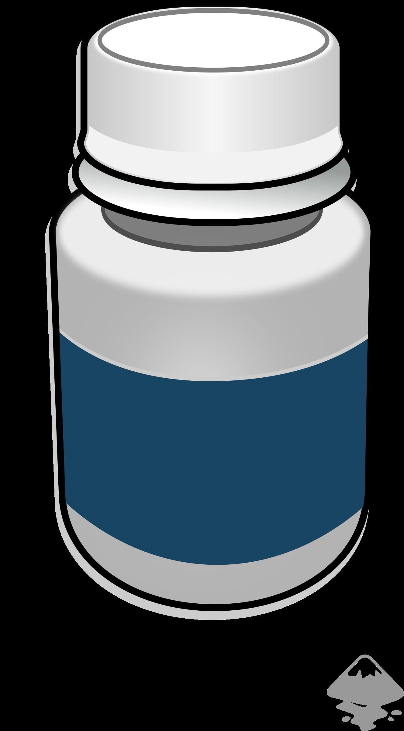 Pills clipart medicine bottle Pill bottle bottle Clipart pill