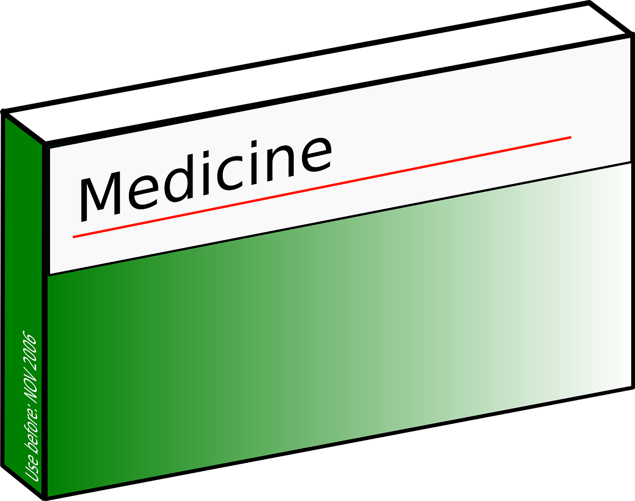 Pills clipart medicine box Domain Clip to Medicine Art