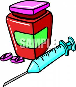 Syringe clipart pills Picture Picture Free Syringe a