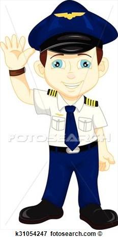 Boy clipart pilot Free Pilot Images Clip Clipart