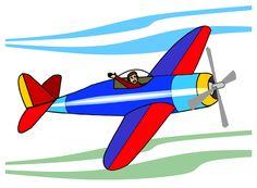 Airplane clipart pilot #7