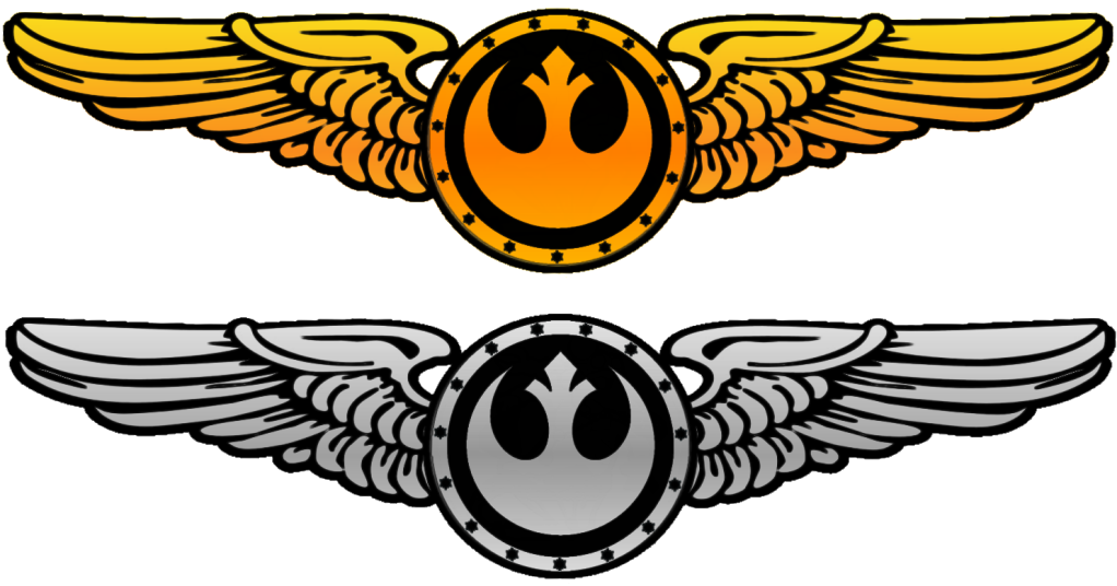 Wings clipart aviator Art Wings  Redesign on