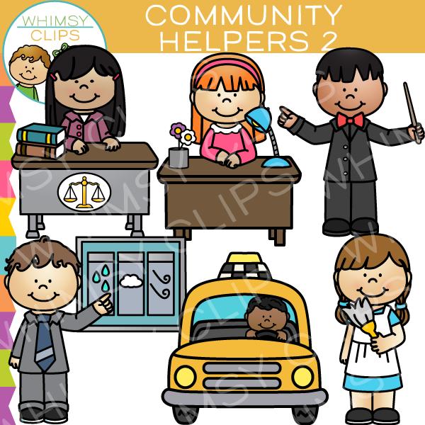 Vehicle clipart community helper Community Clip Community Helpers