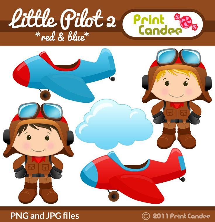 Pilot clipart fun Boys:Monster about Print Little on
