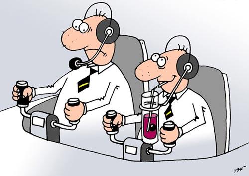 Pilot clipart funny Jet pilot of at cartoon