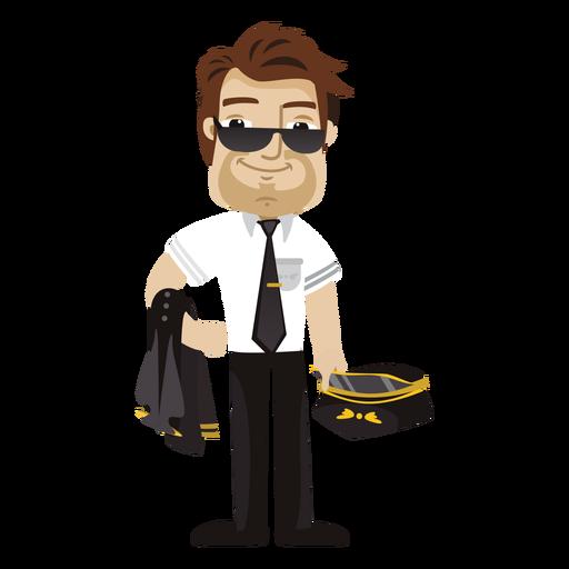 Pilot clipart funny Profession cartoon pilot SVG cartoon