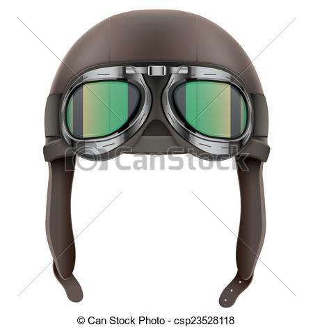 Pilot clipart With of helmet on goggles
