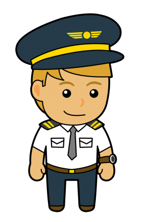 Boy clipart pilot Cliparts Occupation Cliparts Zone Pilot