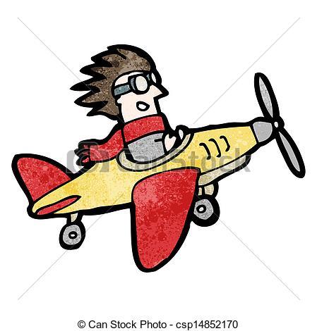 Pilot clipart piloto #12
