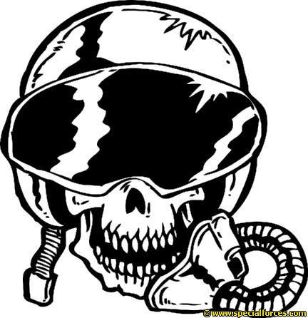 Ssckull clipart pilot On Short Customizable Skull on