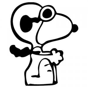 Snoopy clipart pilot Snoopy Snoopy  Phreek: Comics