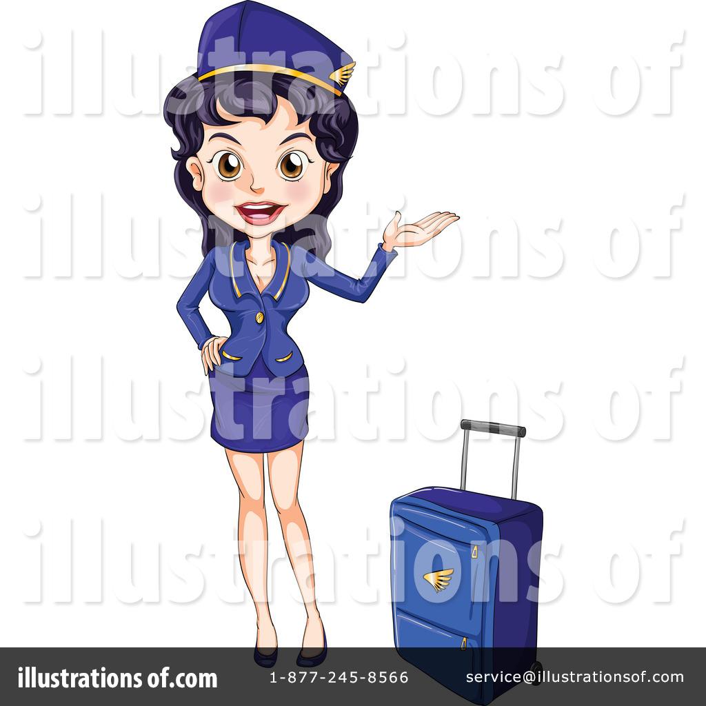 Pilot clipart steward #6