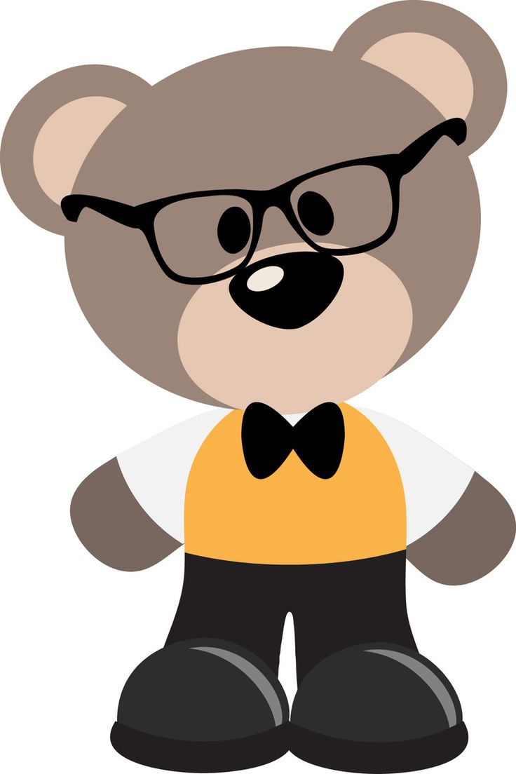 Pilot clipart teddy bear #4