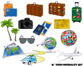 Vacation clipart travel Icons 14 clipart Planes Clipart