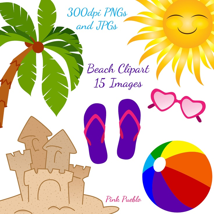 Lounge clipart things Vacation about Beach best Art