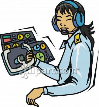 Pilot clipart woman pilot Imagining Intended Literature The New