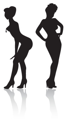 Pin Up  clipart #4
