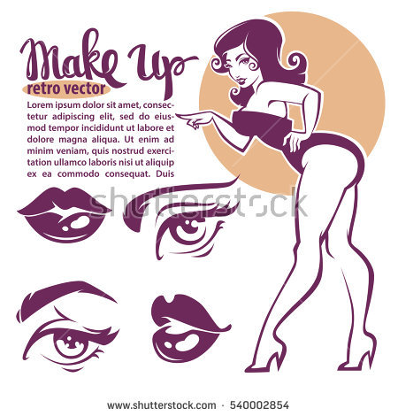Pin Up  clipart Collection Pin up Royalty Pinup