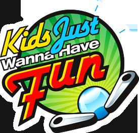 Pinball clipart arcade fun (logo) Hire Fun Just Wanna