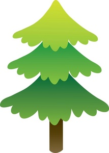 Pine clipart #6