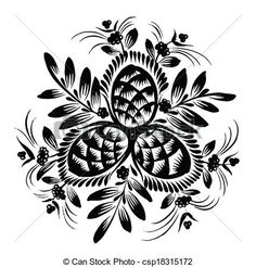 Pine Cone clipart abstract Pinterest G sacred illustration free