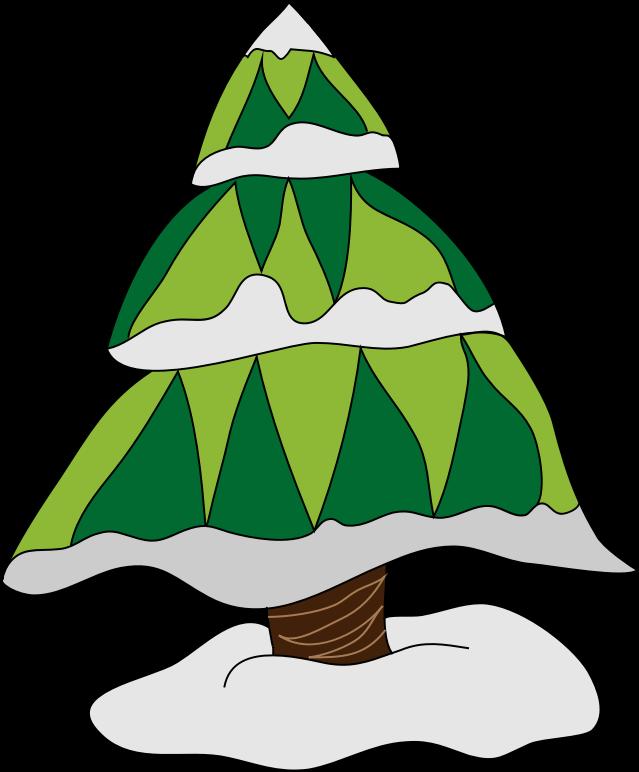 Pine Tree clipart frozen & Free Use Winter Winter