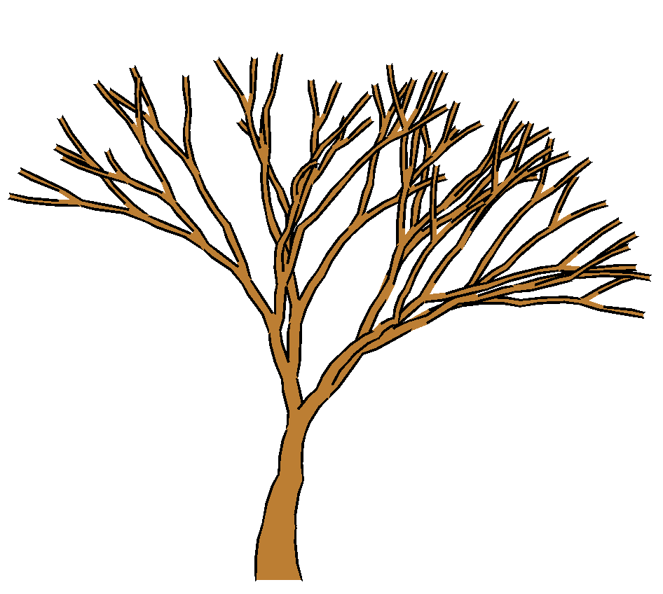 Barren clipart autumn tree Clip Clipart Images clip%20art%20tree%20no%20leaves Free