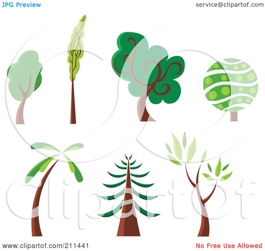Pine Tree clipart redwood Redwood Royalty Tree clipart Free