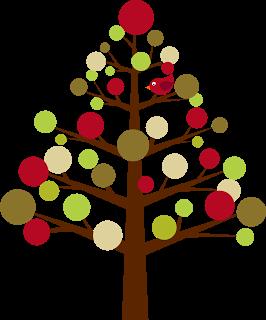 Christmas Tree clipart rustic Christmas clip art Clipart (77+)