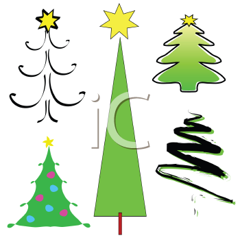 Pine Tree clipart two tree Tree Pine Free Clipart Clipart