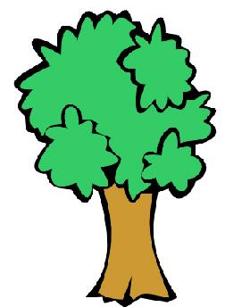 Tree clipart oak tree Will Conservation Feb Calhoun District