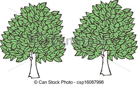 Pine Tree clipart two tree Are are  placed trees