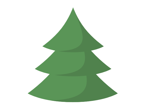Pine Tree clipart two tree Parts Inkscape GoInkscape! tree a