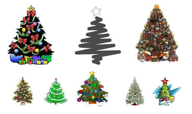 Pine Tree clipart victorian christmas Collection Christmas Art Graphics Christmas