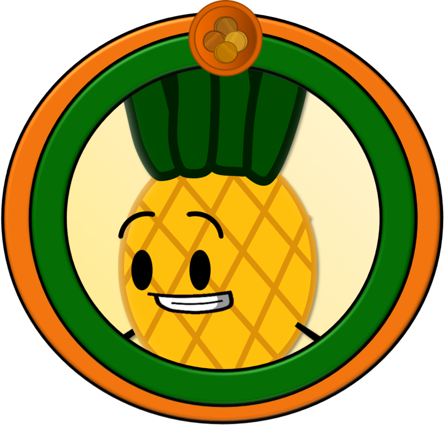 Pineapple clipart object #59: by on Object DeviantArt