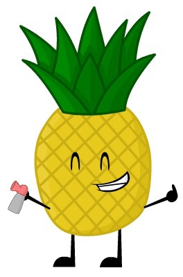 Pineapple clipart object FANDOM jpg Shows Pineapple jpg
