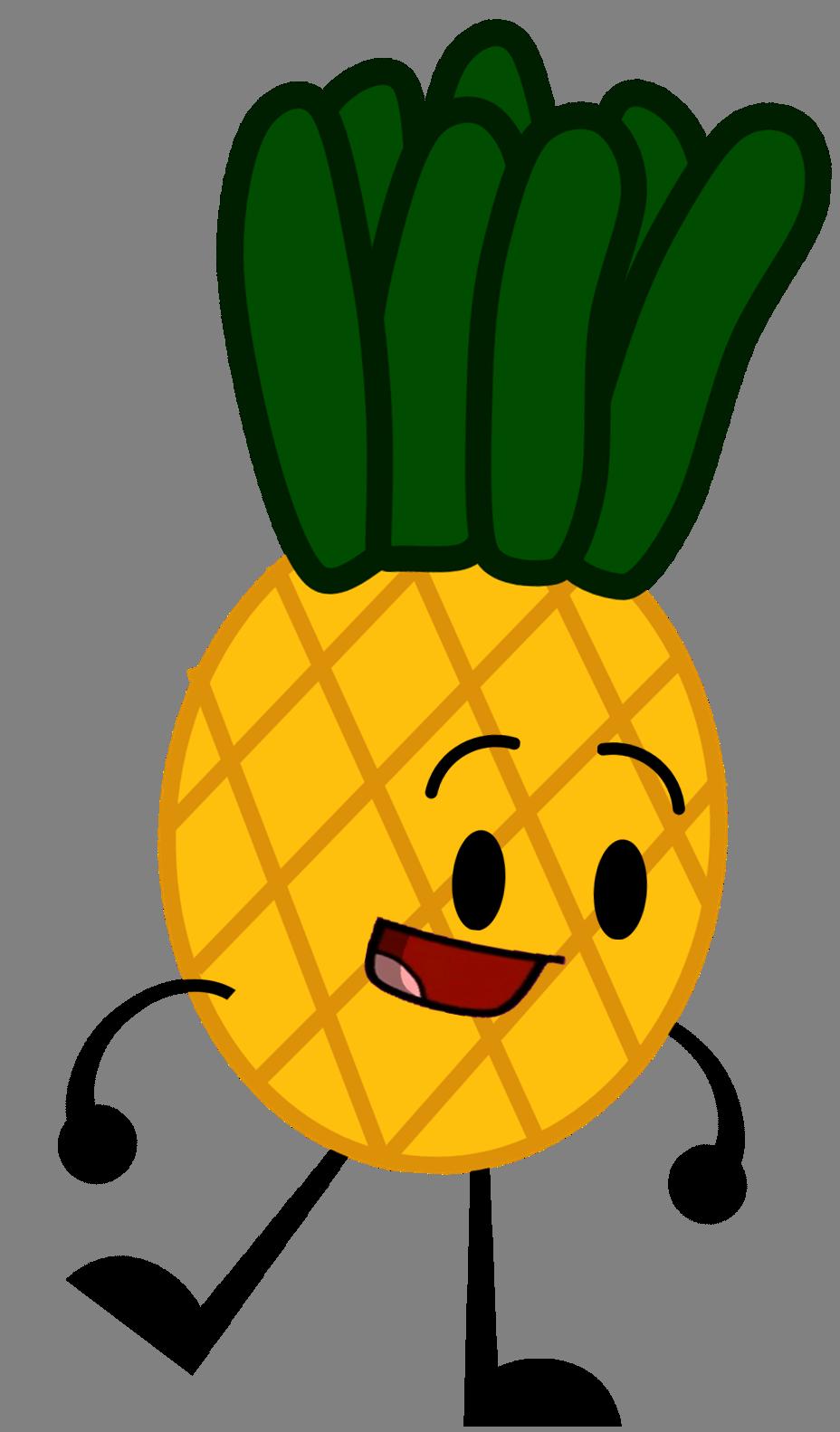 Pineapple clipart object Png Image FANDOM (OC