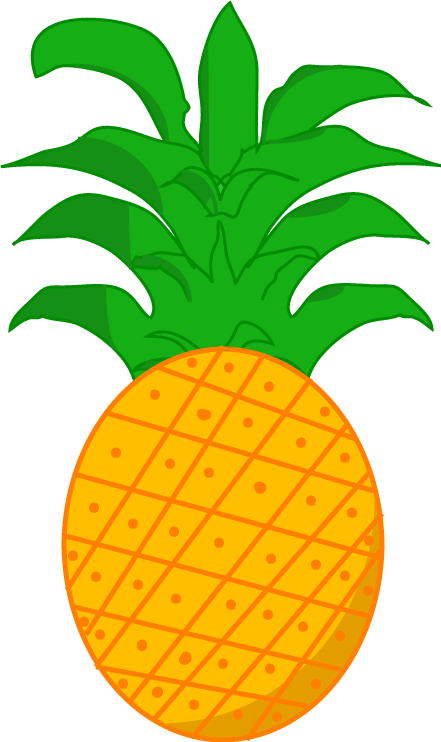 Pineapple clipart object Armageddon Pineapple png Image Idle