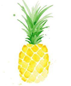 Pineapple clipart pop art  para Pineapple StrawDog2010 Pop