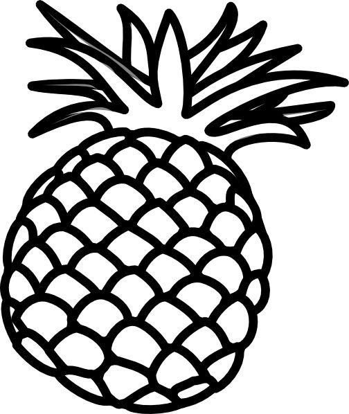 Pineapple clipart pop art Pinterest images best pineapple art