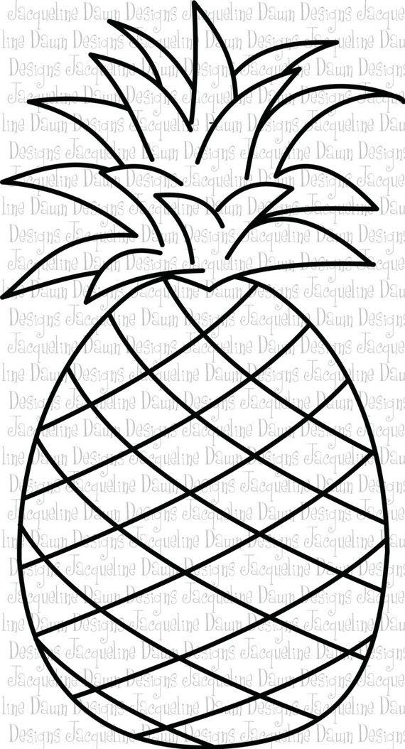 Color clipart pineapple Ideas clipart on Pinterest Best