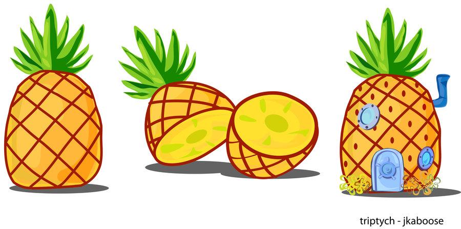 Pineapple clipart spongebobs Spongebob's Pineapple Jkaboose Jkaboose Spongebob's