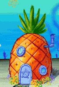 Pineapple clipart spongebobs Pictures more on  Pineapples